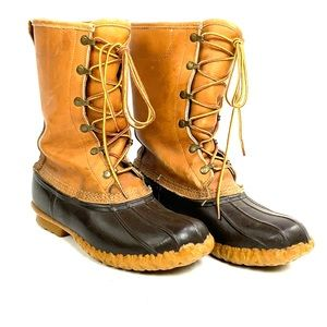 """10"""" Thinsulate Gore-Tex lining boots by L.L. Bean"""